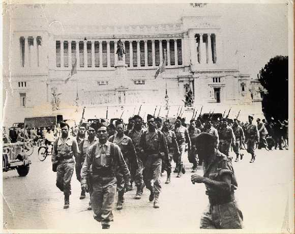 French Troops in Rome