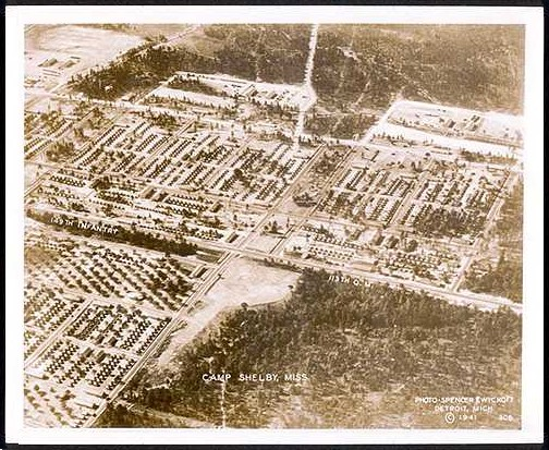 Camp Shelby 1942